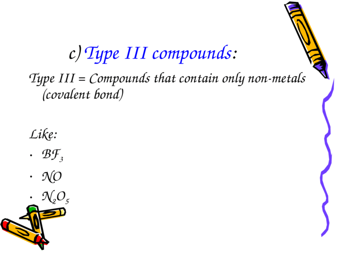 Subject: Chemistry 1 Naming Compounds Matter Substance ...