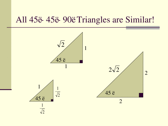 Unit 8 Right Triangle Trig Trigonometric Ratios In Right Triangles Ppt Powerpoint